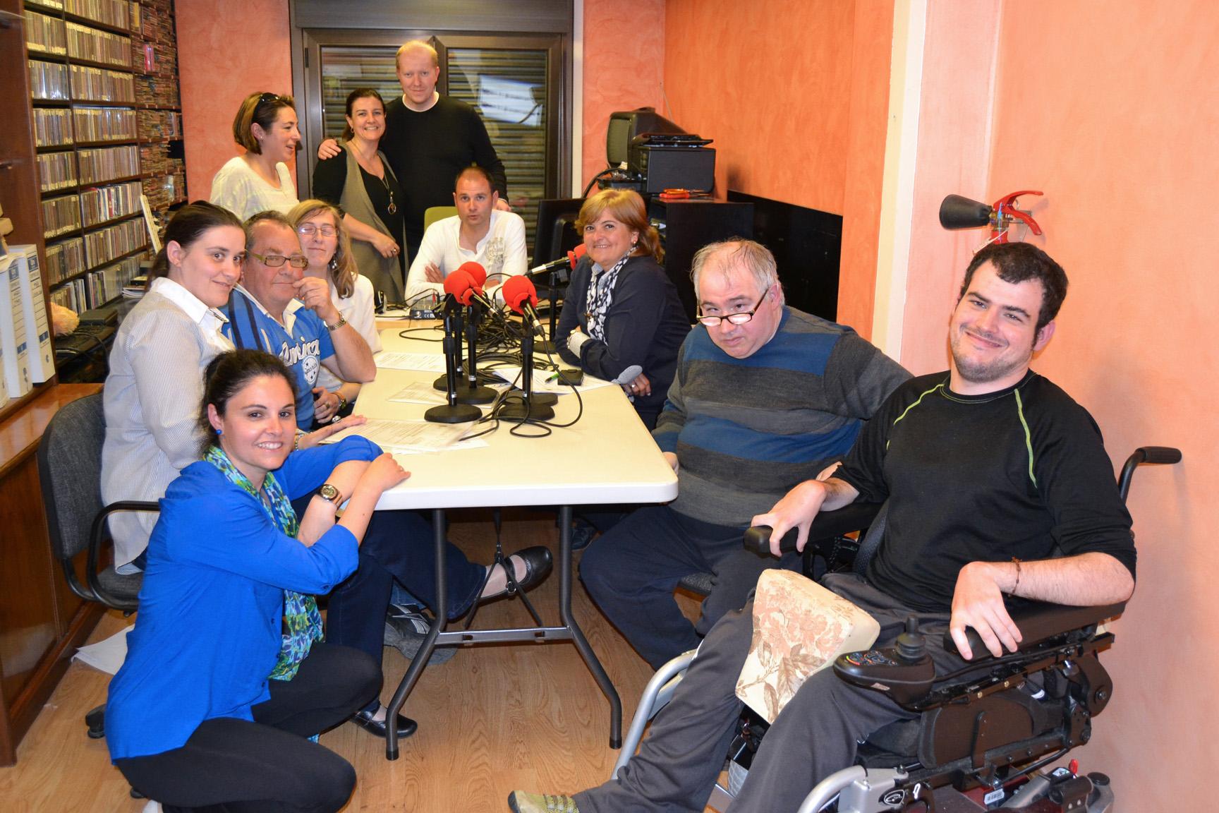 Foto de grupo en RADIO AUTOL
