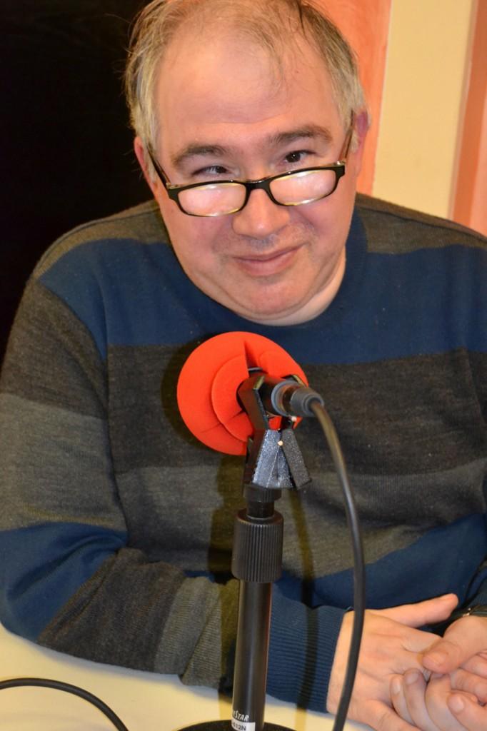 Foto del locutor Juan González