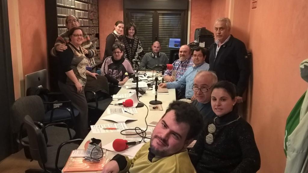 Foto del equipo de 'Nuestra Voz'