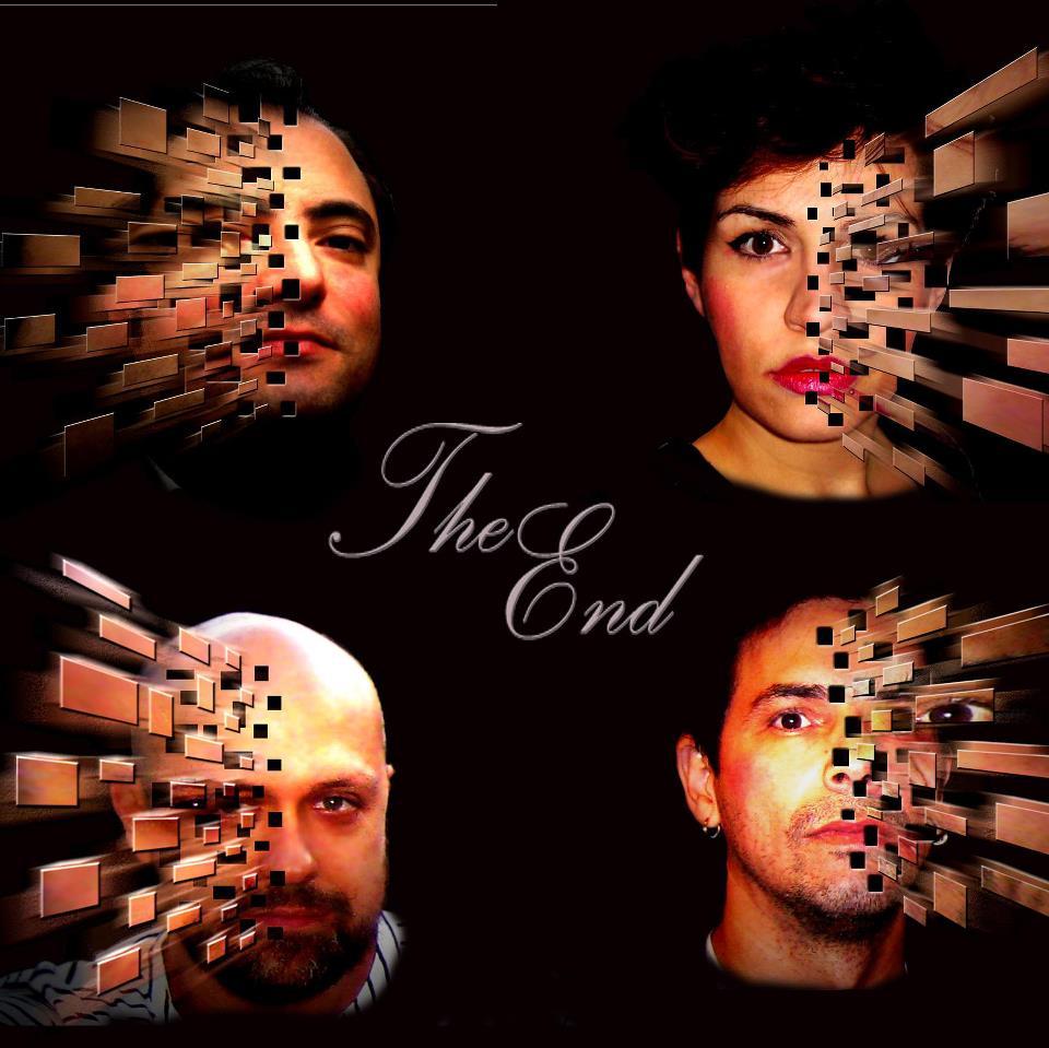 Galería de fotos del grupo THE END